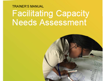 Capacity Needs Assessment in an agricultural innovation niche partnership